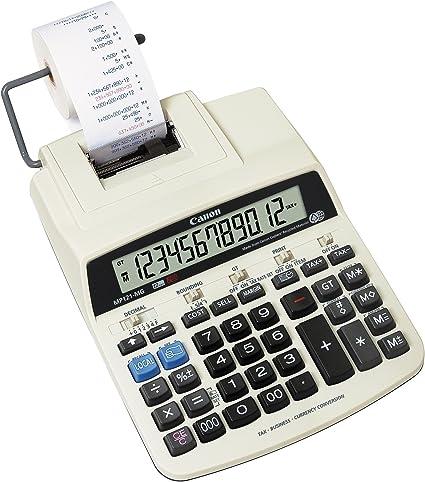 Canon MP121-MG Escritorio - Calculadora (Escritorio, Calculadora ...
