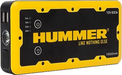 Comprar Hummer HUMM12000 Arrancador de Bateria para Coche 12000mAh