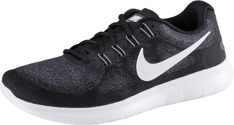 Free RN 2017 Running Shoe Black