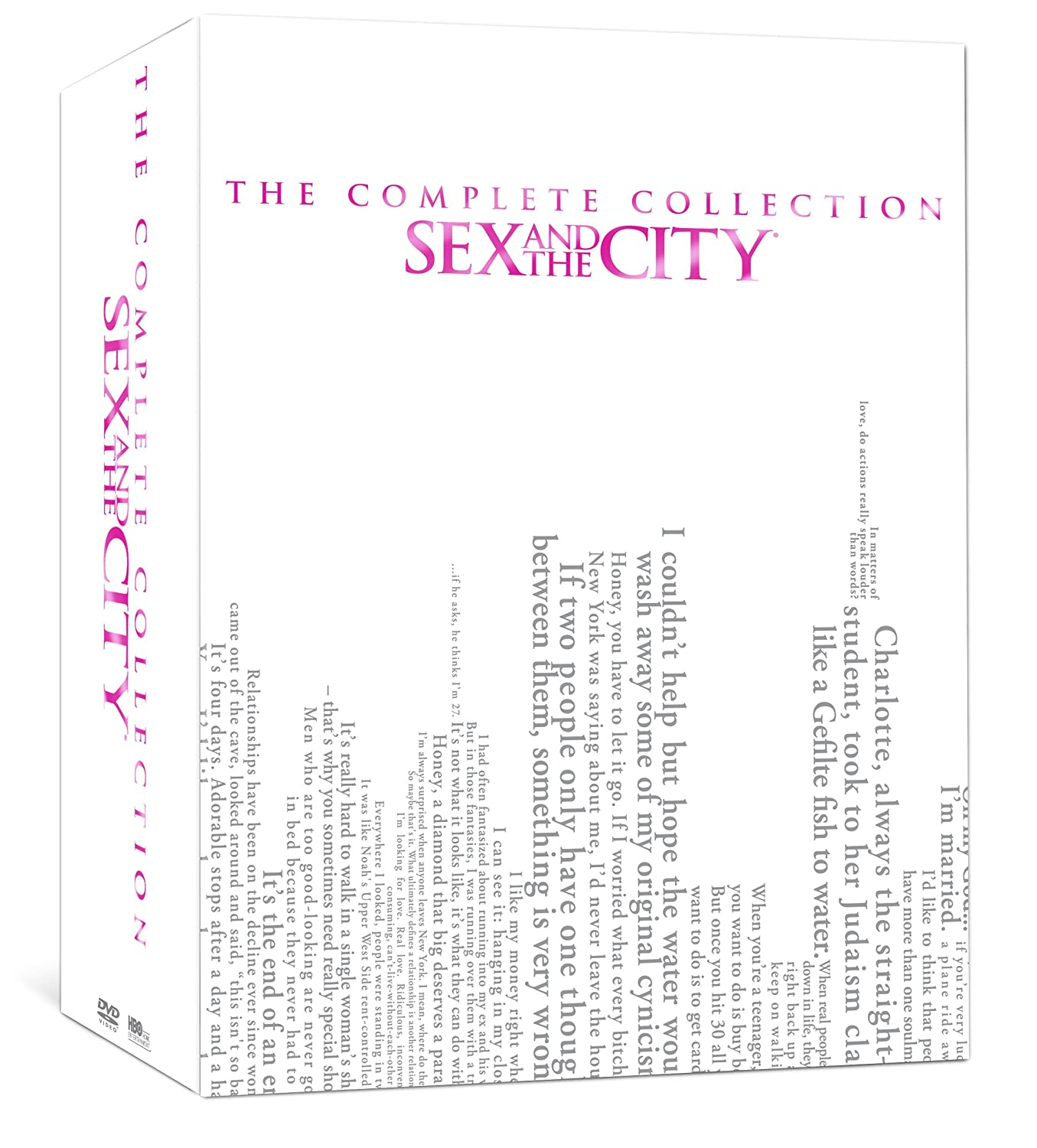 Sex and the City: The Complete Series Various HBO Comedies Movie