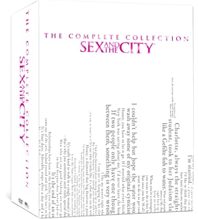 Sex and the city collectors giftset