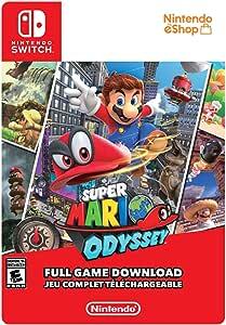 Super Mario Odyssey Standard - Switch [Digital Code]