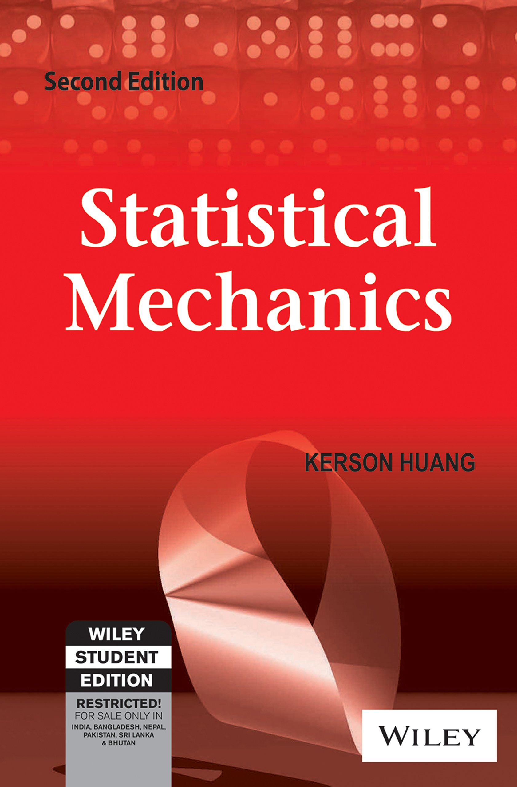 statistical mechanics kerson huang books