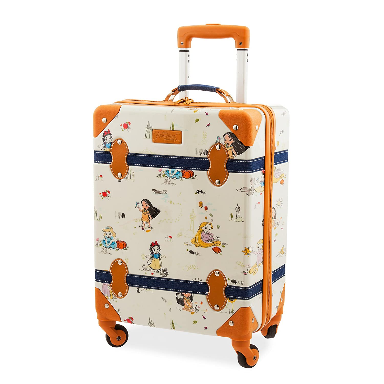 Disney Animators' Collection Rolling Luggage 427247954741