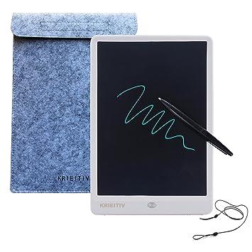 Amazon.com: KRIEITIV - Tablero de dibujo con pantalla LCD de ...