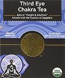 Organic Third Eye Chakra Tea - Kosher, Caffeine Free, GMO-Free - 18 Bleach Free Tea Bags
