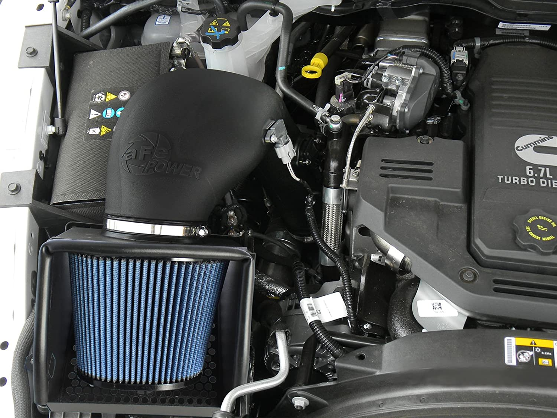 Amazon.com: aFe Power Magnum FORCE 54-32412 RAM Diesel Trucks 13-14 L6-6.7L (td) Performance Intake System (Oiled, 5-Layer Filter): Automotive