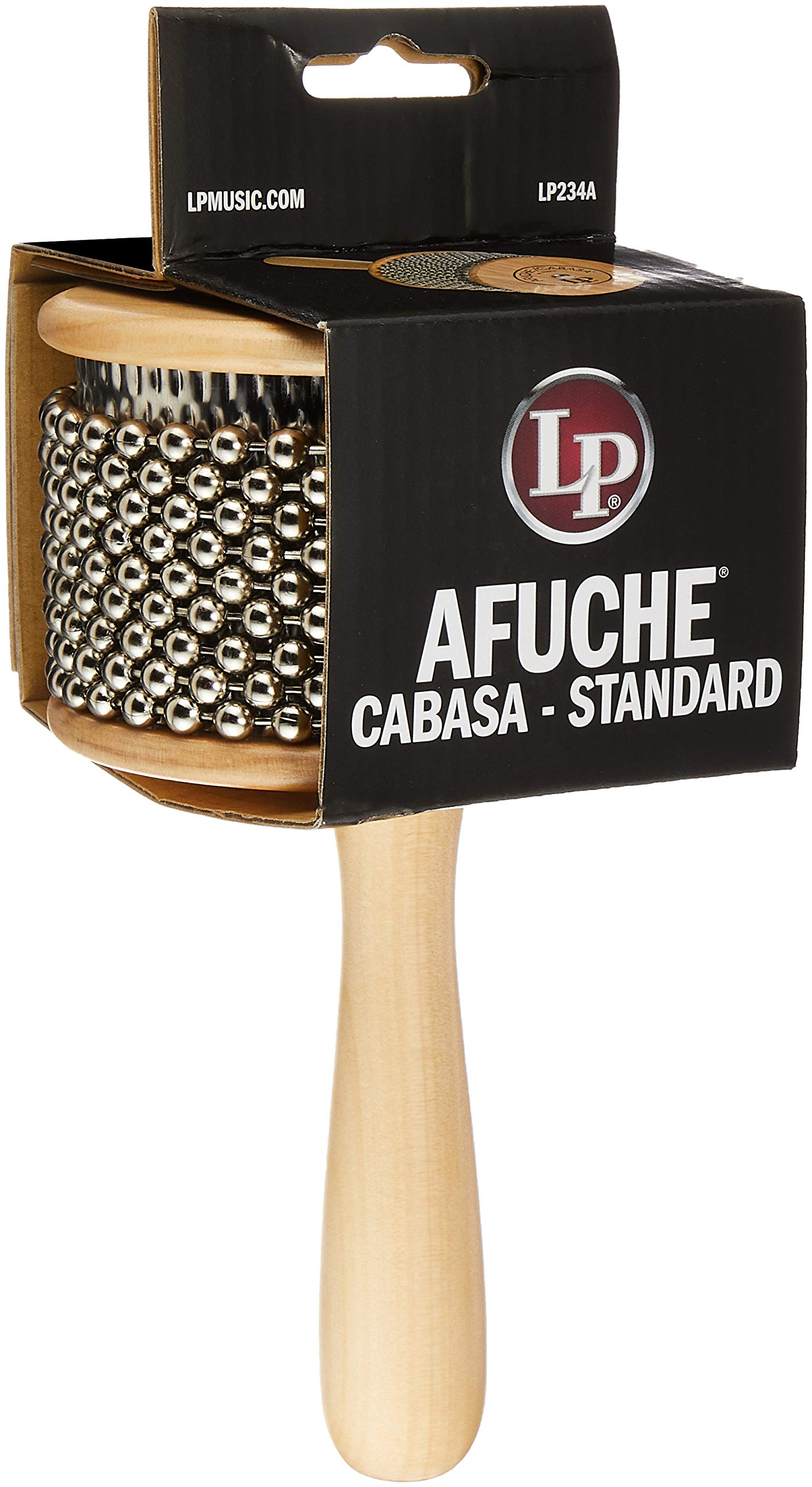 Latin Percussion LP234A Standard Afuche Cabasa by Latin Percussion