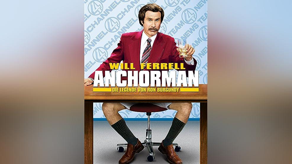 Der Anchorman - Die Legende von Ron Burgundy [dt./OV]