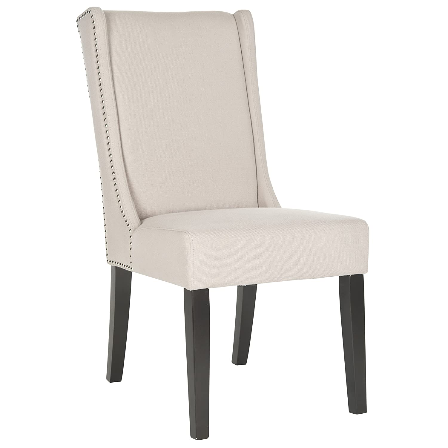 Amazon Safavieh Mercer Collection Sher Side Chair Taupe