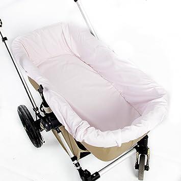 Funda capazo especial para bugaboo Color Rosa liso: Amazon.es: Bebé