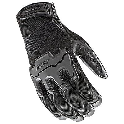 Joe Rocket Men's Eclipse Gloves (Black, Large): Automotive