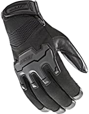 Joe Rocket Eclipse - Guantes para hombre, Negro, Large