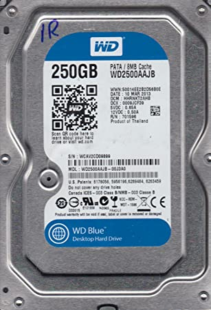WD2500AAJB DRIVER FOR WINDOWS 7