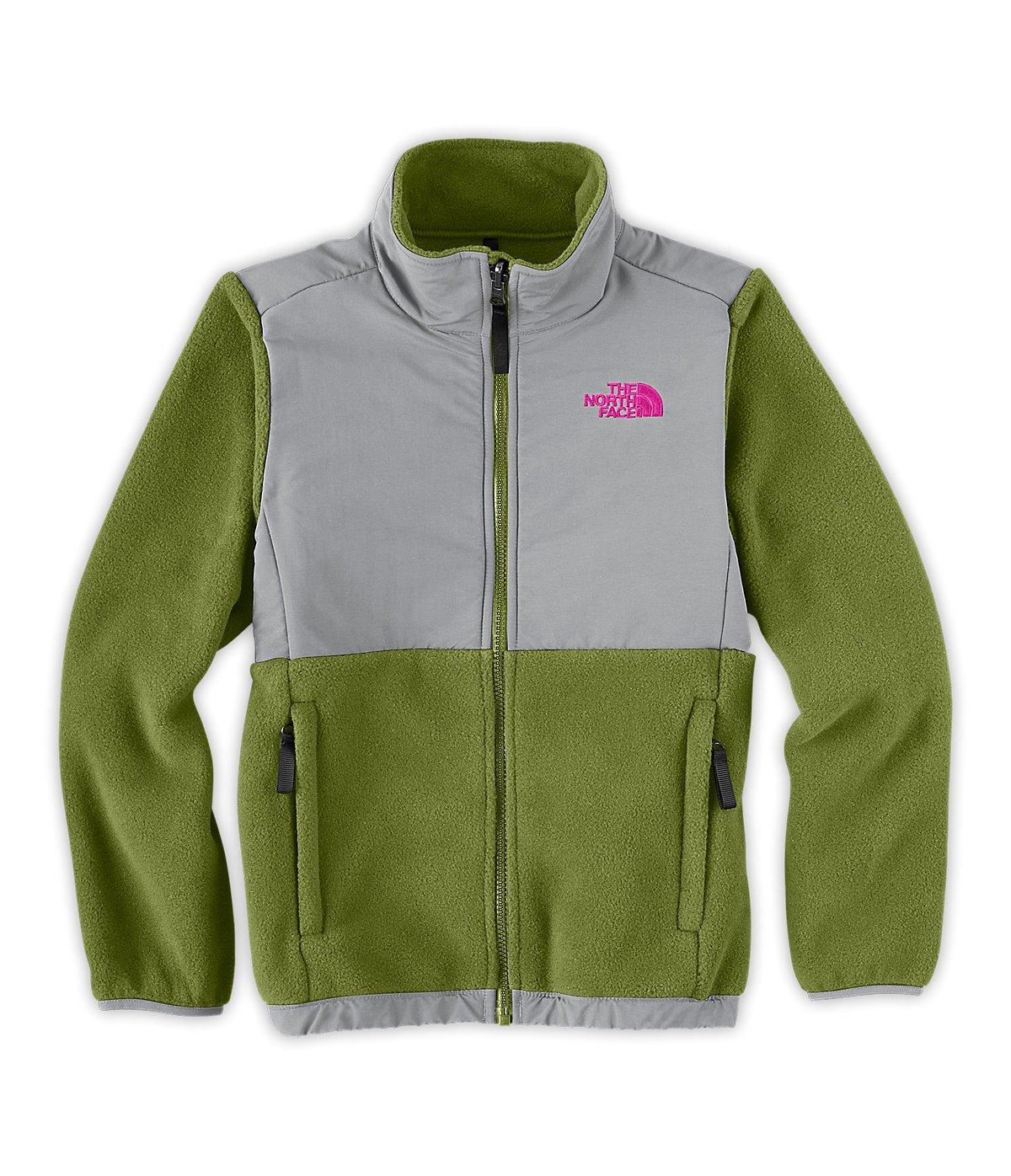 989b4807cda9 Amazon.com  The North Face Denali Jacket Girls   Clothing