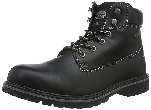 Dockers by Gerli 35ca101-400, Botas Militar para Hombre: Amazon.es: Zapatos y complementos