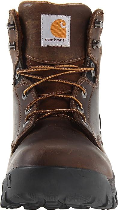 1060b7717b3 Carhartt Men's CMF6066 6 Inch Soft Toe Boot