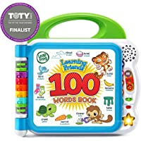 LeapFrog Learning Friends 100 Words Book (Green)