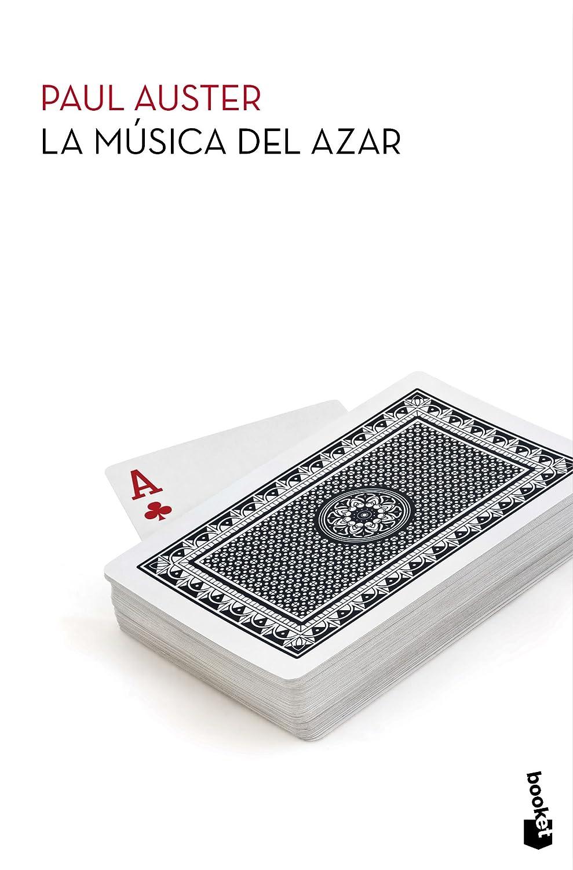 La música del azar eBook: Auster, Paul, Juan Guyatt, Maribel de ...