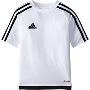 1ff77ac8a34 Amazon.com : adidas Youth Entrada 18 Jersey, Power Red/White, XX ...