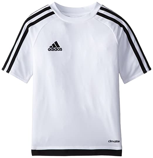 a8cab846b8421 Amazon.com : adidas Youth Soccer Estro Jersey : Clothing