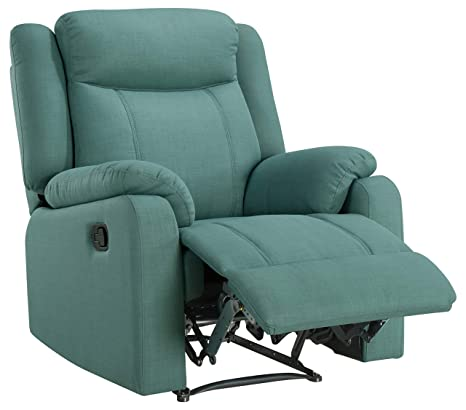 Outstanding Amazon Com Glory Furniture Bari G0877A Rc Teal Recliner Pabps2019 Chair Design Images Pabps2019Com