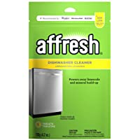Deals on Affresh W10282479 Dishwasher Cleaner, 6 Tablets