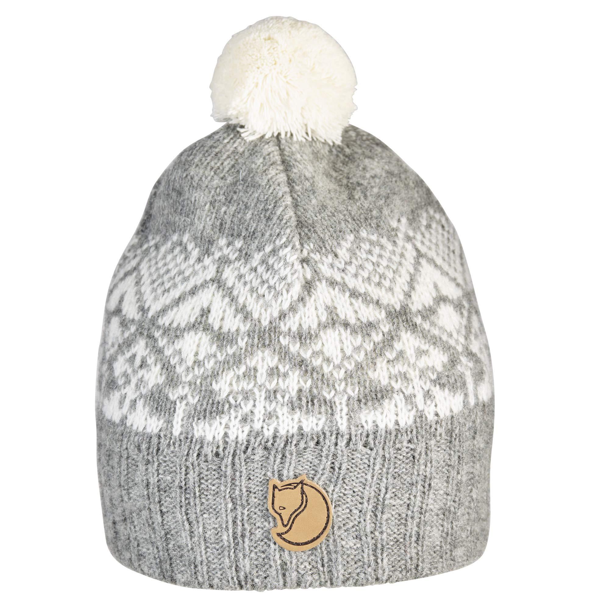 Fjallraven Kids Kids Snowball Hat Grey One Size