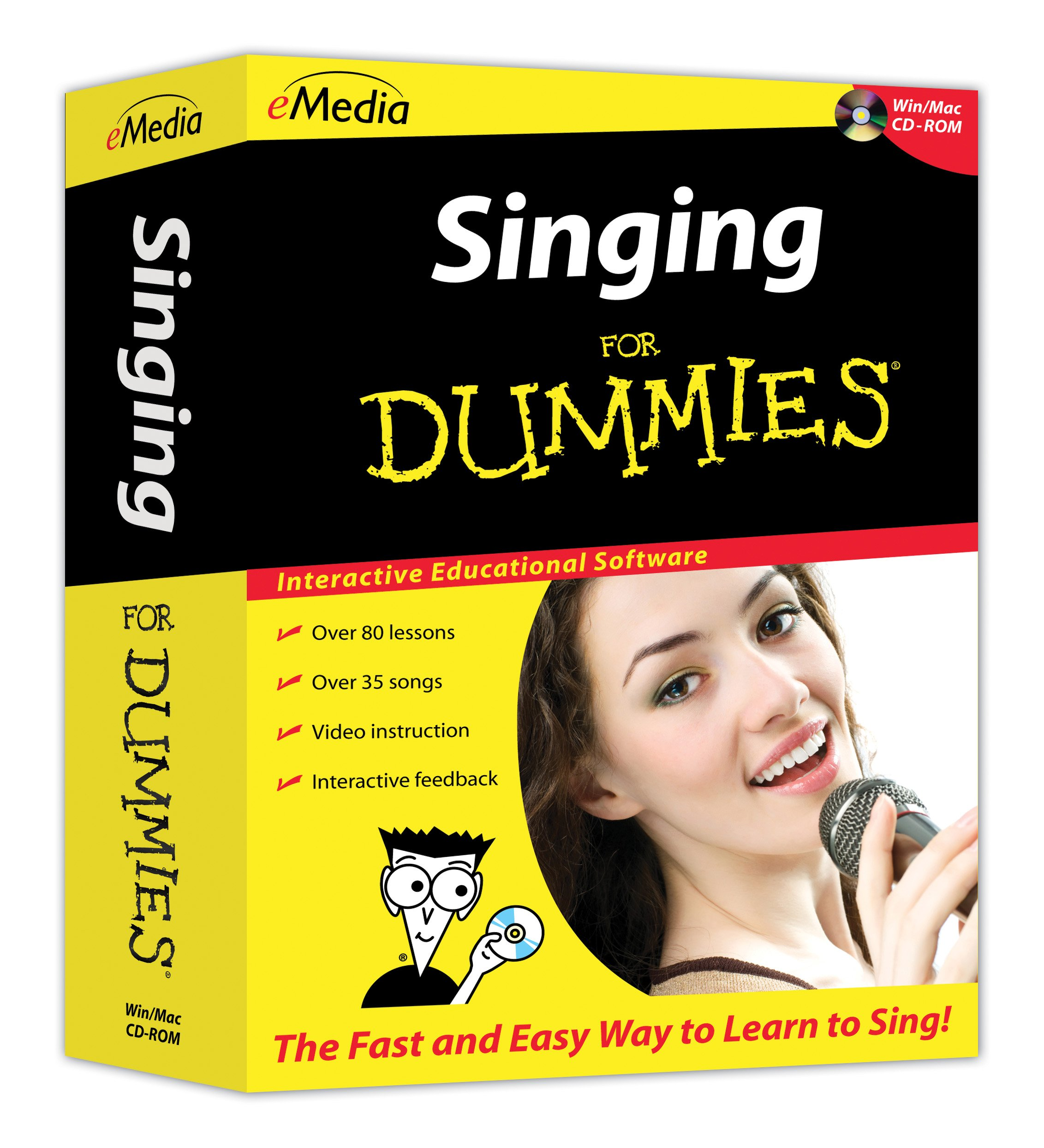 eMedia Singing For Dummies v2 by eMedia