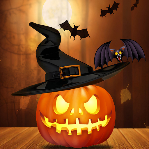 Halloween Shooter Pumpkin