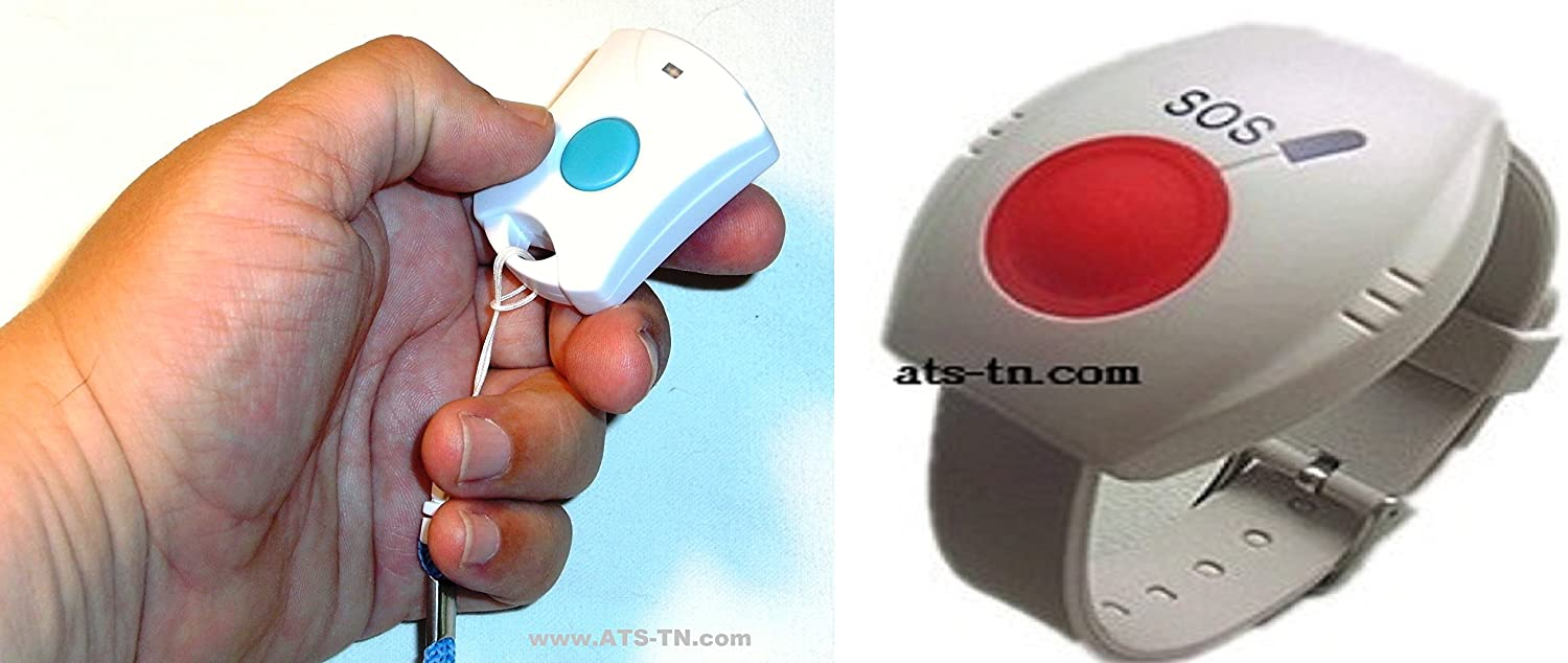 ELDERLY MEDICAL ALERT SYSTEM-Wireless Pendant FREE ####