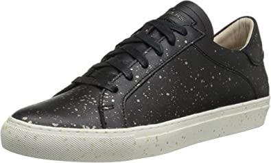 Skechers Women's Vaso Pintar Fashion Sneaker, BlackMulti