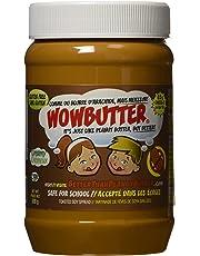 WOWBUTTER Creamy Peanut Butter Alternative, 500 G
