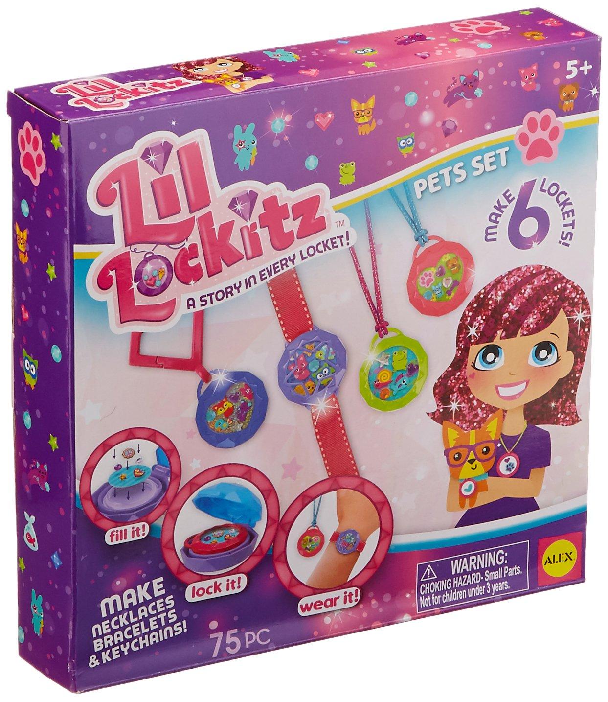 Lil Lockitz Pets Set