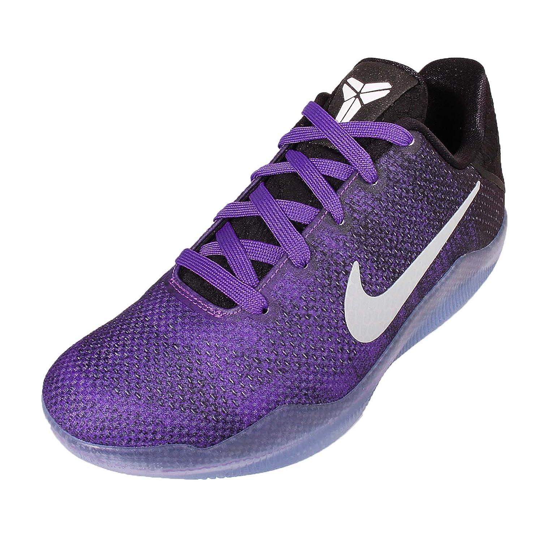 reputable site 65755 c778e Nike Kid s Kobe XI GS, EULOGY-HYPER GRAPE WHITE-BLACK-UNVRSTY GLD, Youth  Size 3.5  Amazon.ca  Shoes   Handbags