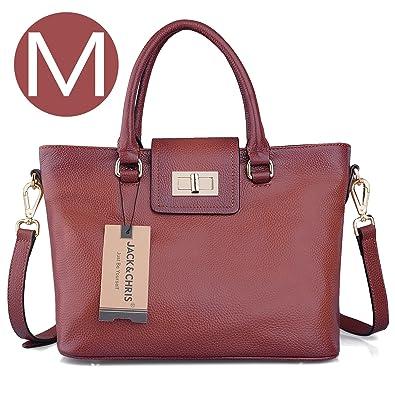Amazon.com: BIG SALE-Jack&Chris Ladies Handbags and Purses Tote ...