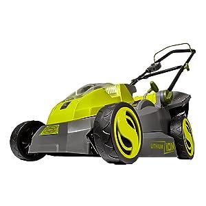 Sun Joe iON 16LM 40V 16-inch Cordless Lawn Mower