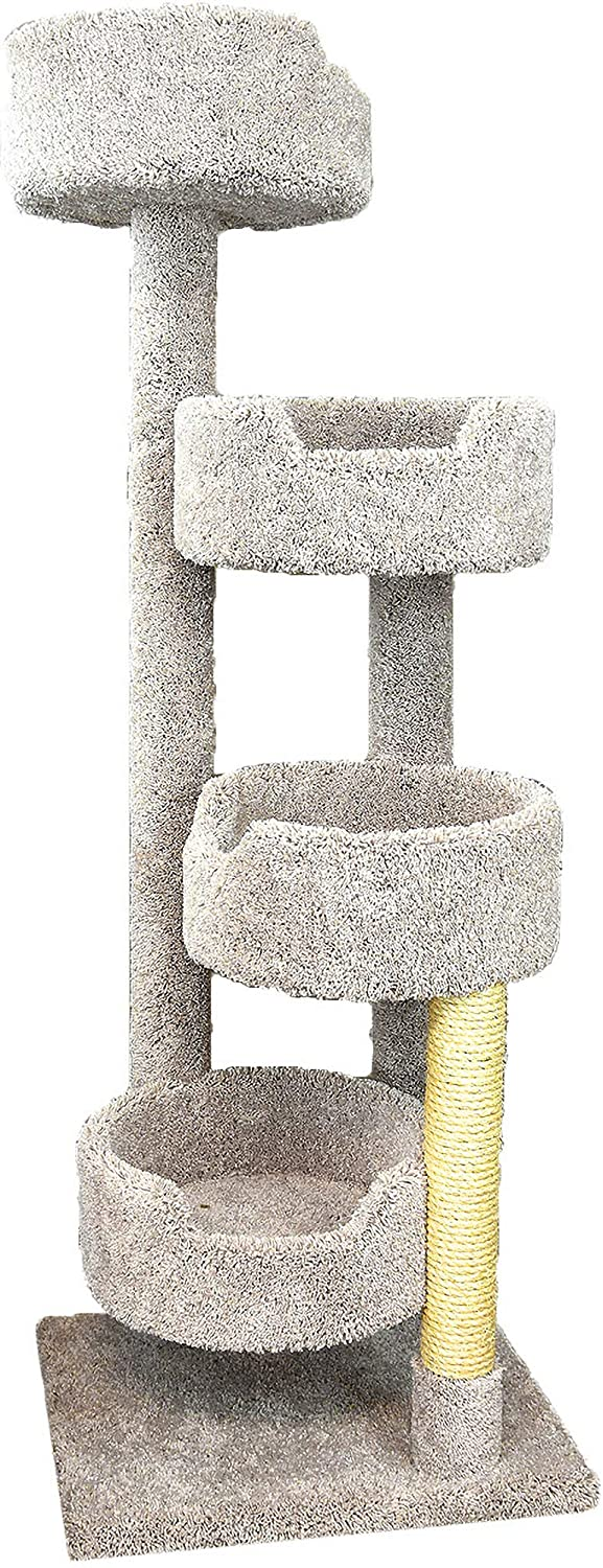 Top 10 Best Cat Tree For Large Cats [Updated November 2020] 7
