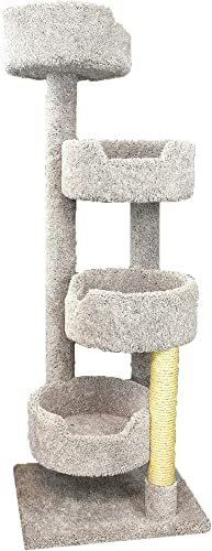 New Cat Condos Large Cat Tower