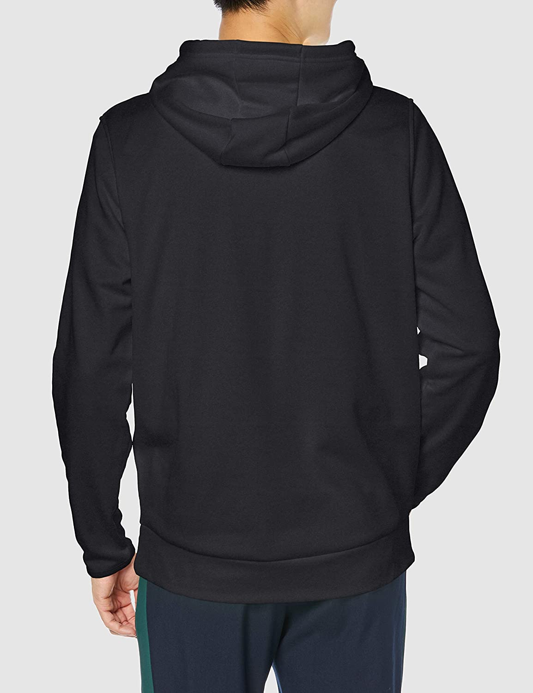 Under Armour Men's Fleece Big Logo Hoodie: Clothing