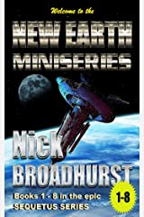 New Earth Miniseries: A Conspiracy Of Silence: Books 1 - 8 in the Sequetus Series Kindle Edition