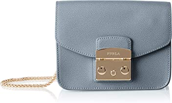 FURLA Womens Metropolis Mini Crossbody Cross-Body Bag
