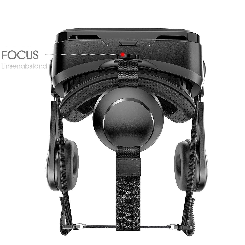 /à Fermeture Robuste Fermeture /éclair /à Anse Hi-SHOCK/® Sac VR Shell /étanche /étui avec caparace Dure Protection pour Lunettes VR /& Accessoires // VR Gear // cam/éra VR Sac /à Porter