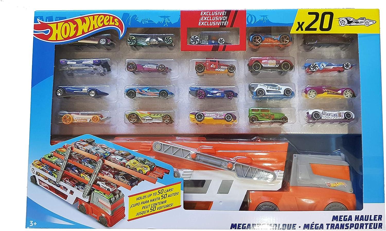 Hot Wheels V6697 50 Diecast voiture Pack et mini toy cars