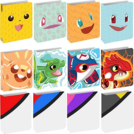 Totem World 8 - Álbum de Fotos Compatible con Tarjetas de Pokemon ...