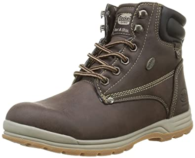 cheap for discount 2d7f5 0b589 Dockers by Gerli Unisex-Kinder 37wa703 Combat Boots