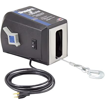120 Volt Winch >> Amazon Com Goldenrod Dutton Lainson Sa9000ac 120 Volt Electric