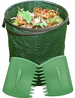 Amazoncom Garden Bag 32 Gallon Reusable Popup Yard Garden