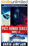 Post-Human Omnibus Edition (1-4) (Post-Human Series Book 1)
