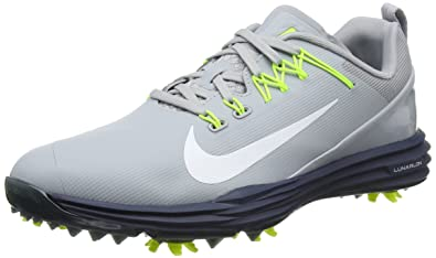 premium selection 77101 e7119 Nike Mens Lunar Command 2 Golf Shoes, (Wolf GreyThunder BlueVolt